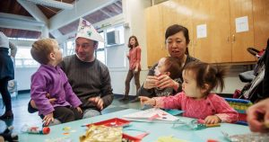 Eighty-five new childcare spaces created at Lord Tennyson Elementary School