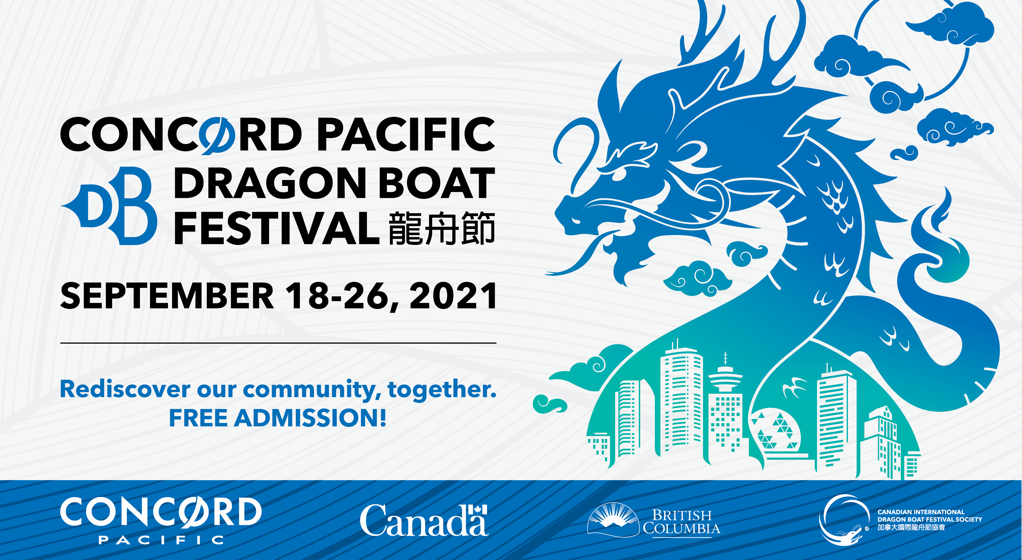 Paddles Up! The Concord Pacific Dragon Boat Festival is Back and Better than Ever
