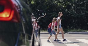 Back-to-school pedestrian and road safety tips: Little feet and busy streets